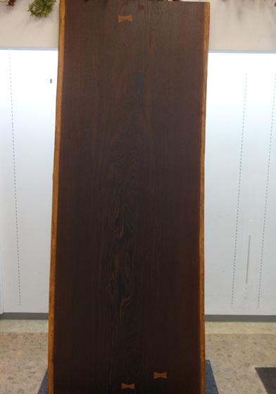 ウエンジ 2150×800×45 ¥275,000(税込)